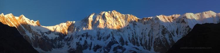 Annapurna Base Camp Panorama