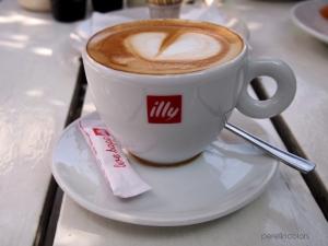 First coffee after many weeks, Kathmandu