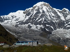 Lodges at the Annapurna Base Camp