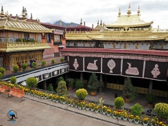 Jokhang Temple in the heart of Lhasa