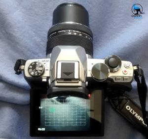 Grid AF on my Olympus OM-D EM10 (Android phone, using AF)