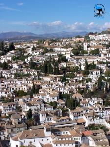 Another classic image of Granada.