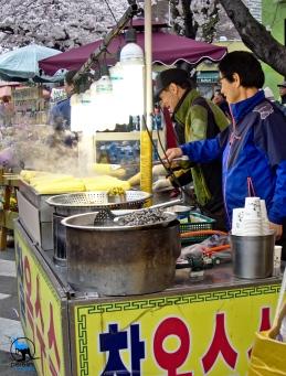 Food in Jinhae