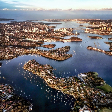 Sydney from the Sky-1