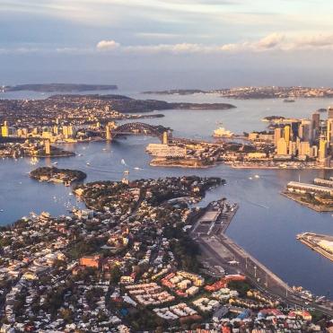 Sydney from the Sky-2